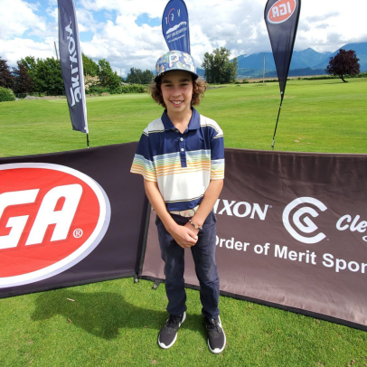 12-year-old makes hole-in-one, shares medalist honors with two pros in mini-tour event