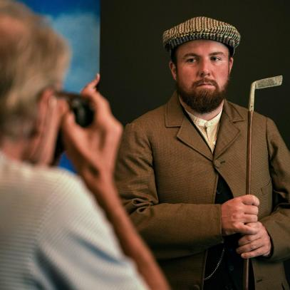 Why we dressed Shane Lowry like Old Tom Morris for our latest cover