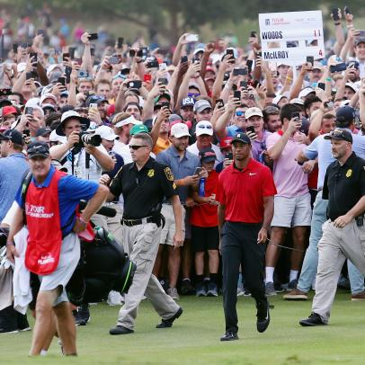 PGA Tour playoffs will be held without fans