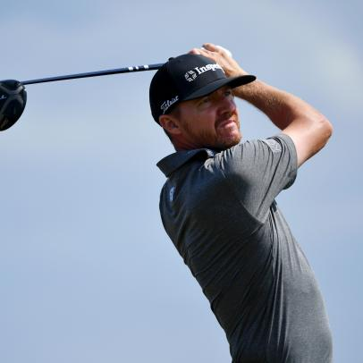 Former PGA champ to use steel-shafted driver at Charles Schwab Challenge