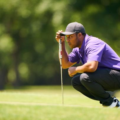 Varner's nerves jangle, but he's still in hunt for first tour win