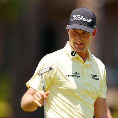 Winner's Bag: Webb Simpson's equipment at the RBC Heritage