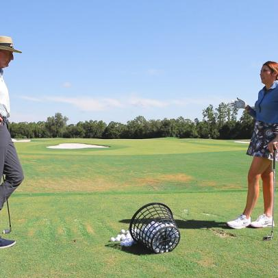 Hally and David Leadbetter Q&A presented by WHOOP