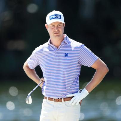 Harris English withdraws from Rocket Mortgage Classic after testing positive for COVID-19