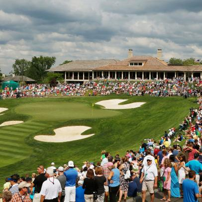 Just one PGA Tour event is allowing fans between now and August. Here's how they're planning to do it