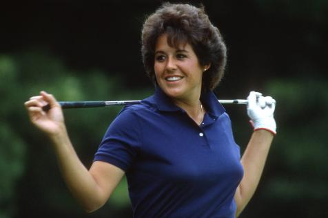 To Nancy Lopez, with gratitude: Sharing memories of a 25-year career