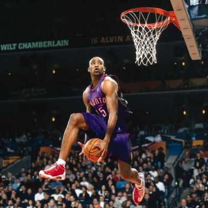 Vince Carter was an era unto himself