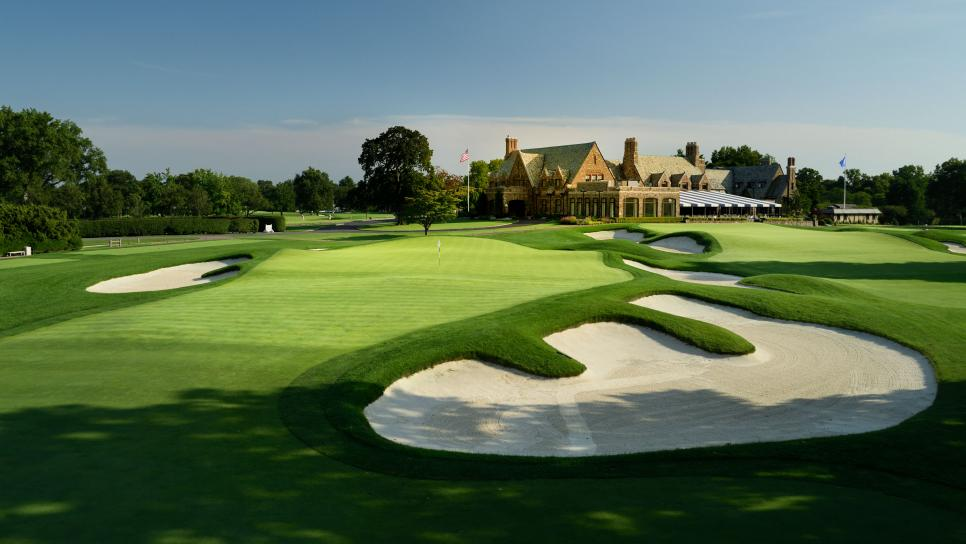 Winged Foot GC West