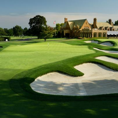 U.S. Open to be played without fans at Winged Foot