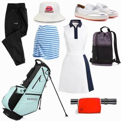 Best New Golf Stuff For Women: The coolest women's products that we're talking about right now