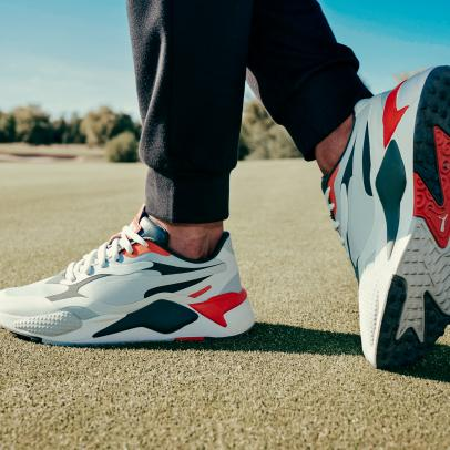 Puma's latest golf shoes are a bold step in the fashion-forward category