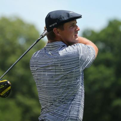 Bryson DeChambeau broke a 15-year-old Tiger Woods driving distance record during his latest win