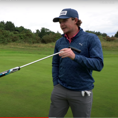 Eddie Pepperell reveals why he once got suspended from his home course
