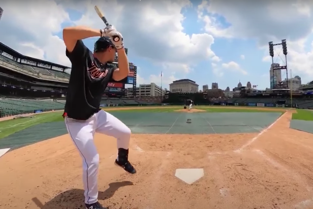 If Catcher Cam doesn't get you fired up for baseball, check your pulse, you might be dead