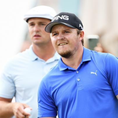 Buckle up, folks, Eddie Pepperell is about to go full Bryson