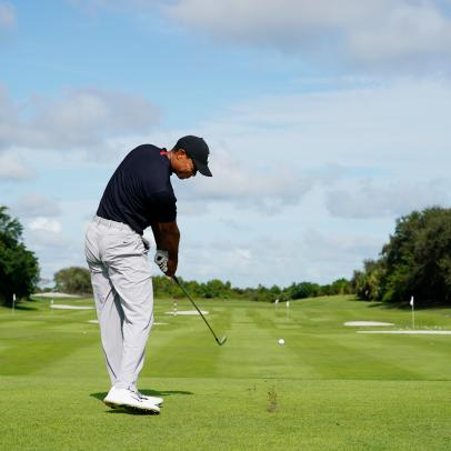 How Tiger Woods' stinger has evolved over his career