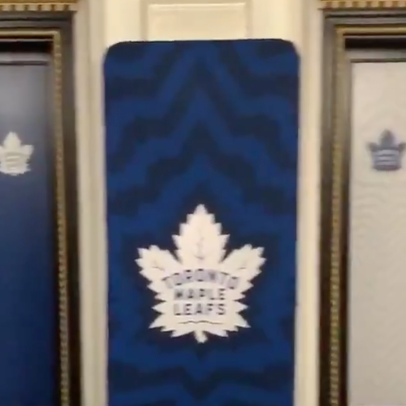 The Toronto Maple Leafs' hub city hotel floor is better than any home-ice advantage in the NHL