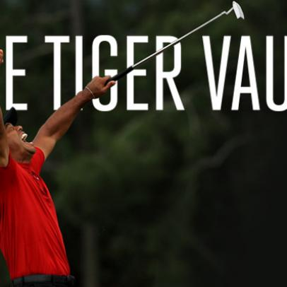 The best Tiger stories are ones told by the man himself