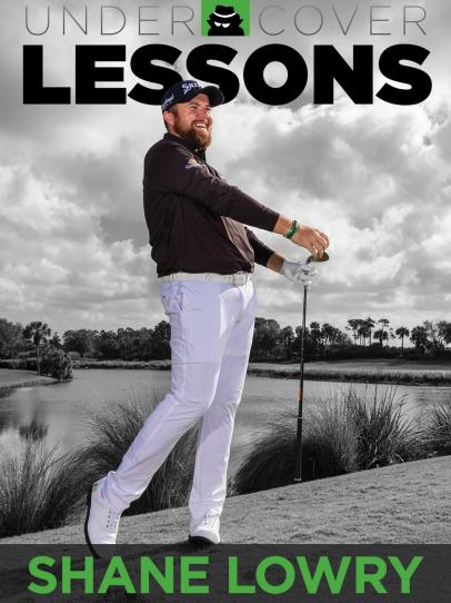 Undercover Lessons: Shane Lowry
