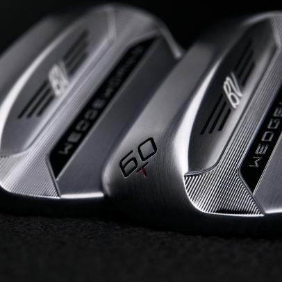 You, too, can play the same Titleist Vokey wedge grind as Jordan Spieth and Justin Thomas