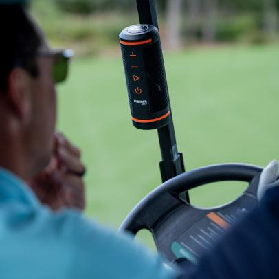 Bushnell's new Wingman combines on-course yardages with on-course tunes