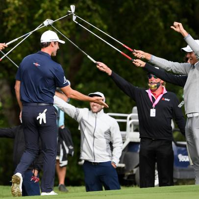 Young Italian Renato Paratore prevails over less-than-stellar field in British Masters