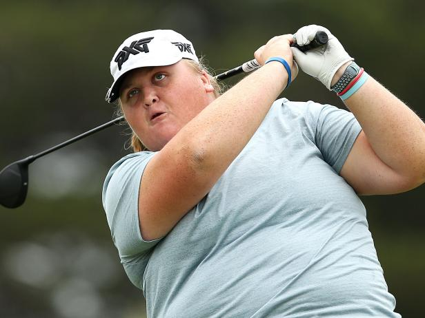 As she waits for the LPGA to start again, Haley Moore is having a hell of a rookie season as a pro