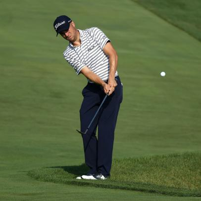 Justin Thomas' good start at the Workday Charity Open looks even better given his mixed results at Muirfield Village
