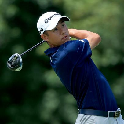 The clubs Collin Morikawa used to win the 2020 Workday Charity Open