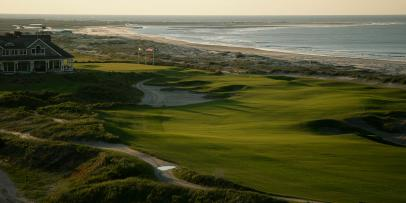 Can you read The Ocean Course's greens?