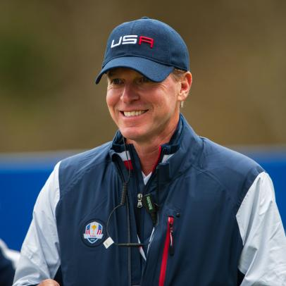 U.S. captain Steve Stricker happy with decision to put Ryder Cup on hold for a year