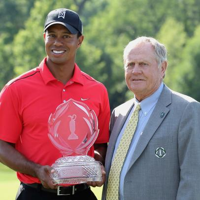Top five in the world, Bryson and, oh, some guy named Tiger, highlight a loaded Memorial field