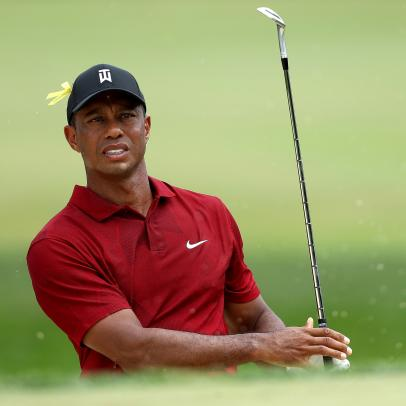 Tiger says there's work to do with his putter after closing 76 at Memorial