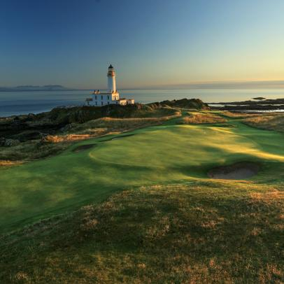 Report: President wanted U.S. ambassador to help secure Open Championship for Trump Turnberry