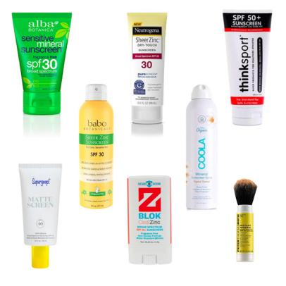 The best sunscreen for golfers 2020