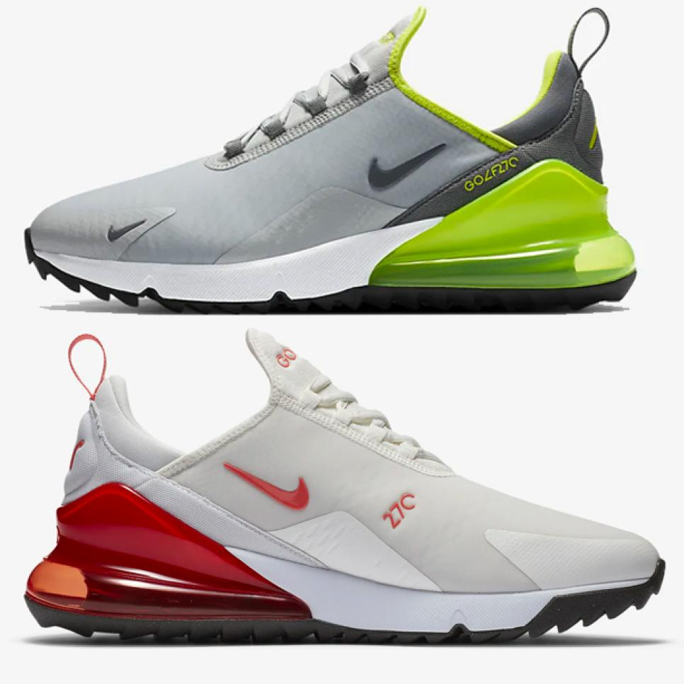 The Nike Air Max 270 Golf Shoes are finally here | Golf Digest