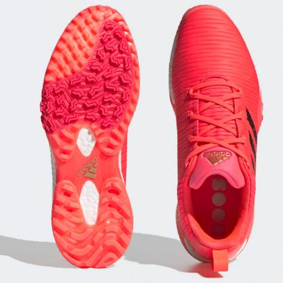 Adidas releases electric pink golf shoe as part of Olympic-inspired Tokyo Collection