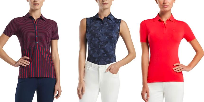 More women's golf shirts to consider: G/FORE