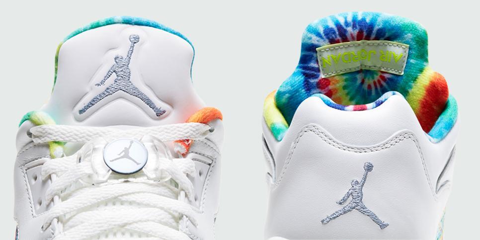 Nike tie-dye Air Jordans, Air Max 97s, Roshe Gs and Zoom Infinity ...