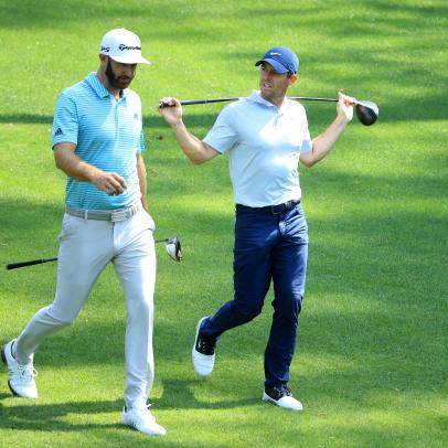 PGA Championship 2020: Rory McIlroy defends Dustin Johnson, takes a dig at Brooks Koepka