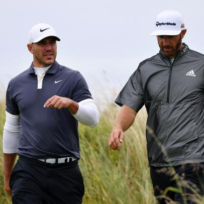 Brooks Koepka on his friendship with Dustin Johnson: 'You guys make your own stories'