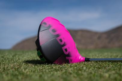 Bubba Watson's new driver might be his boldest one yet