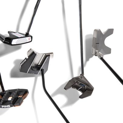 If you haven't tried a mallet putter yet, now's the right time