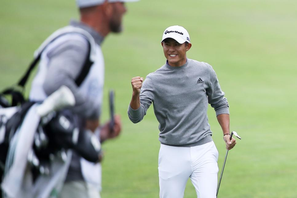 PGA Championship 2020: The two clutch shots that likely won Collin Morikawa the Wanamaker | Golf World | Golf Digest