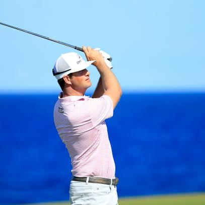 The clubs Hudson Swafford used to win the 2020 Corales Puntacana Resort & Club Championship