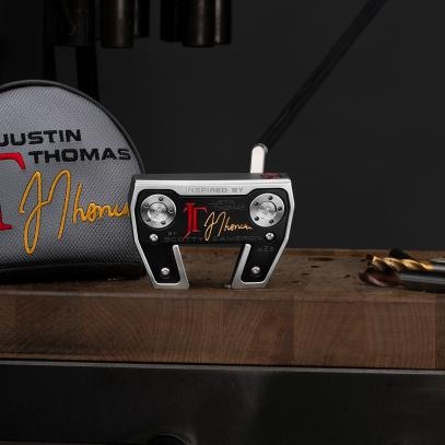 Scotty Cameron dishes on bringing Justin Thomas' prototype putter to market