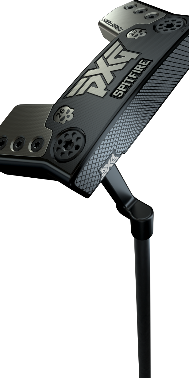 PXG adds to its Battle Ready line of putters with two new blade options