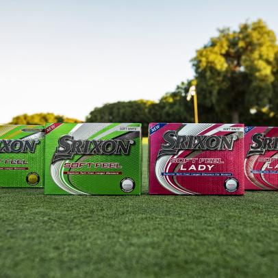 Srixon Soft Feel's 12th generation adds distance through core technology