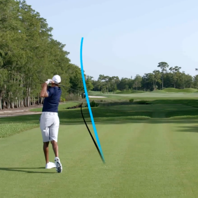 Tiger Woods: My move for driving it in the fairway