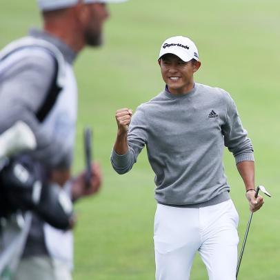 PGA Championship 2020: The two clutch shots that won Collin Morikawa the Wanamaker